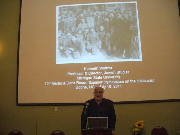 10th (2011) Martin & Doris Rosen Summer Symposium - Event Photo