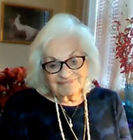 M. Klein Kassenoff, Child Holocaust Survivor, '21