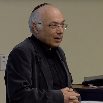 D. Michman, Yad Vashem, '17