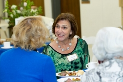The Chancellor's Reception at the Judaic Luncheon 2015 - Photo