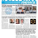 Charlotte Jewish News front page, April 2016