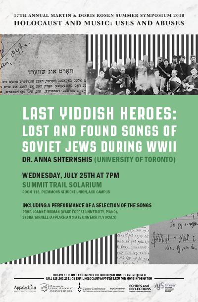 Last Yiddish Heroes