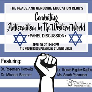 antisemitism panel