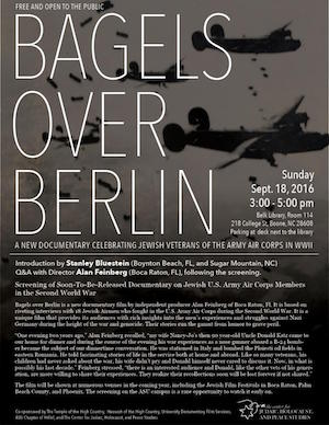 Bagels Over Berlin