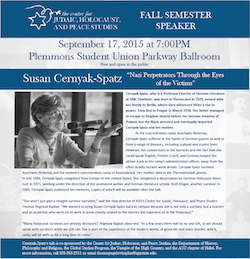 Susan Cernyak-Spatz presentation