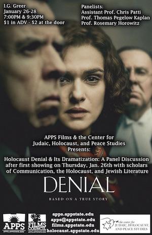 Denial poster