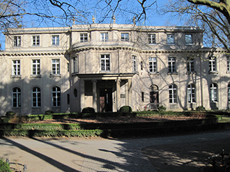 Wannsee Conference Memorial and Educational Site