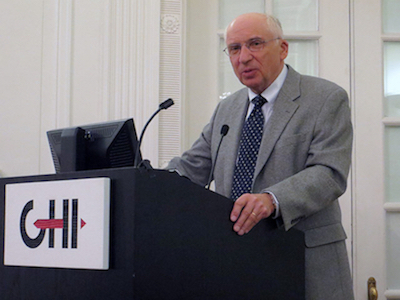 Prof. Jarausch