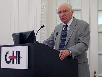 Prof Konrad H. Jarausch