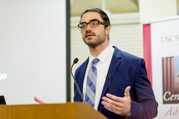 Dr. Jared McBride