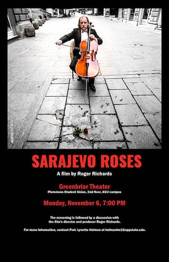 Sarajevo Roses